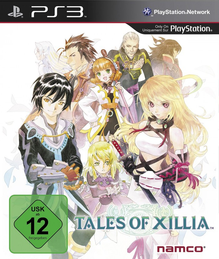 ToX pack-PS3-USK