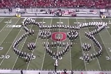 ohio-state-university-marching-band-video-game-halftime